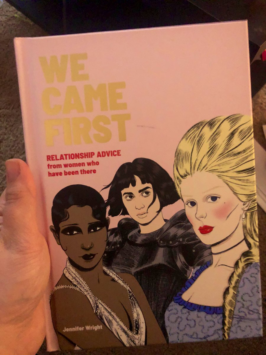 Super excited to add the newest book by @JenAshleyWright to my collection ✨#wecamefirst