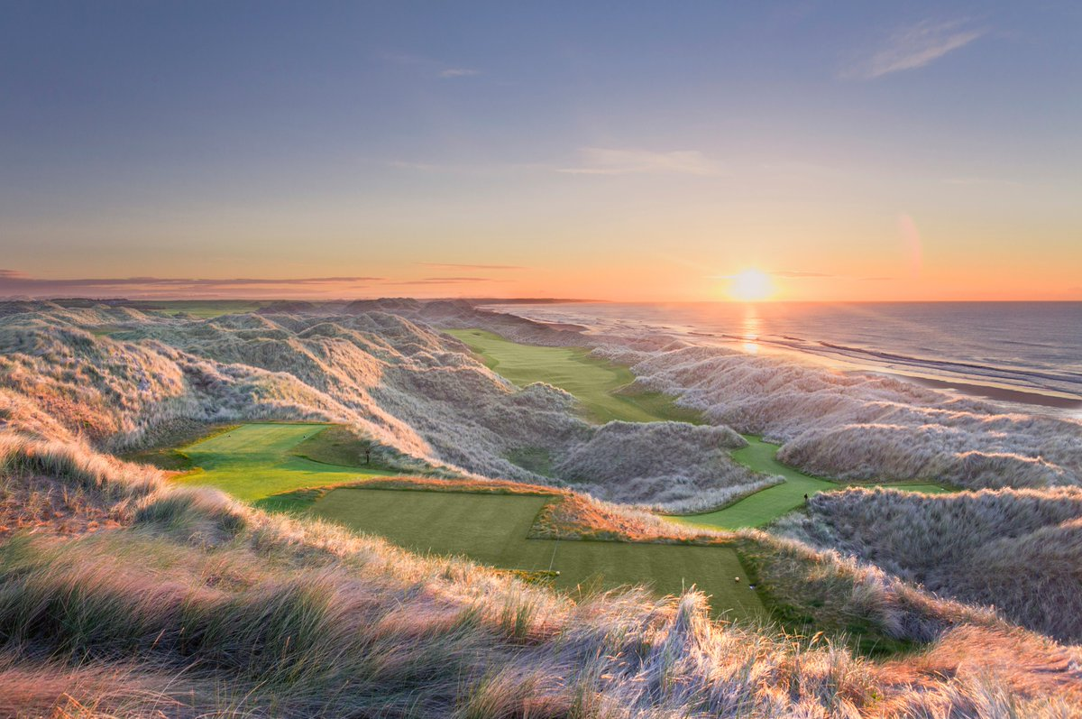 Congratulations to our @TrumpScotland team on receiving full approval to expand the Aberdeen community with 500 new residential homes, 50 cottages, retail shops, a sports center, and spectacular 2nd golf course!