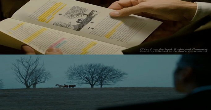 @Snozz_Wanger What if a cow had been the sight that captivated _Michael_Clayton?