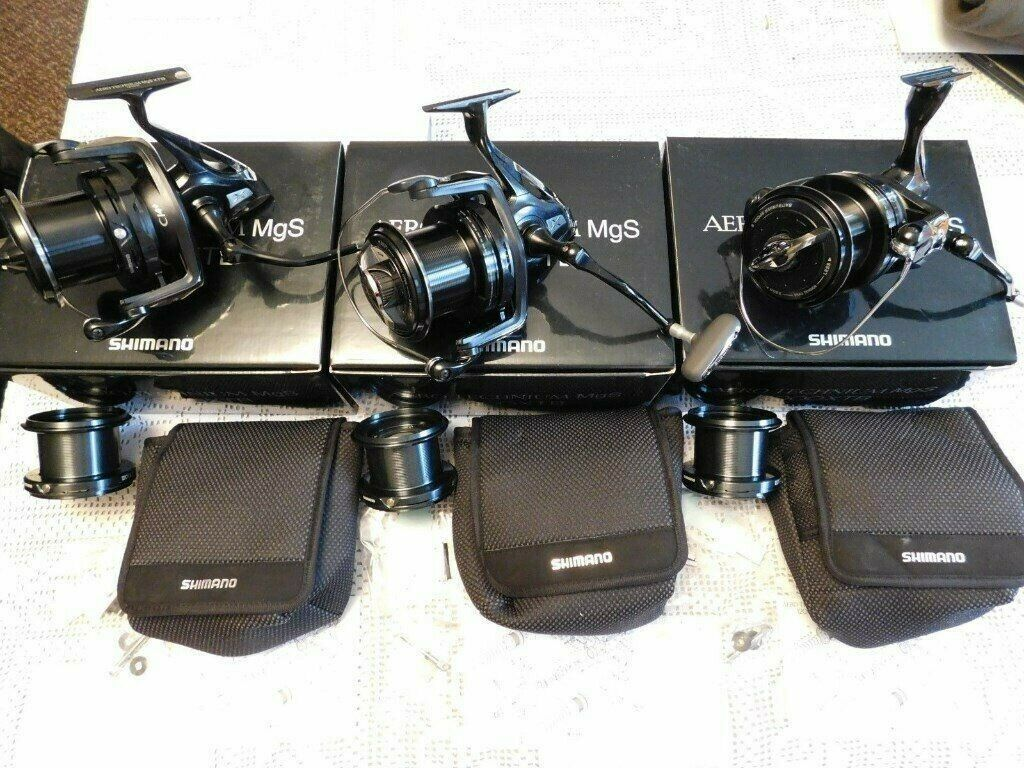 Ad - Shimano Technium MGS <b>12000</b>XTB Reels x3 On eBay here -->> https://t.co/whAbv2S3YE
