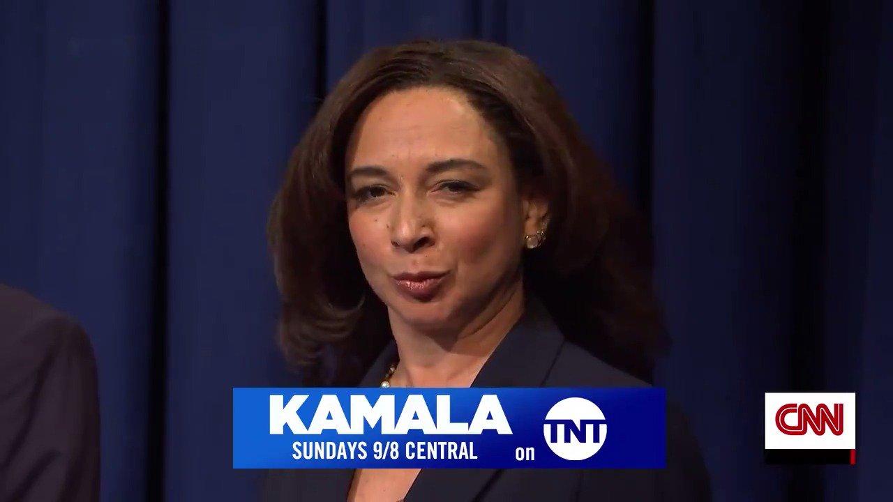 We'd also like to welcome California Senator, Kamala Harris. #SNLPremiere https://t.co/A0ICqKZ8mt