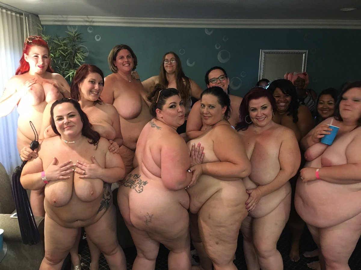 Can you name all the babes in this Behind the scene photo at  Strip Poker Party 2015 in Las Vegas More to come  @bbwcon  #bbwmodels #bbwmodel #bbwcon #bbwconvention