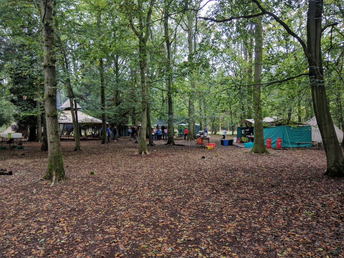 test Twitter Media - A fantastic start to day 1 Y8 Bushcraft trip with @BushcraftOnline - fires made, lunch cooked! https://t.co/t5P9fDc3Nd