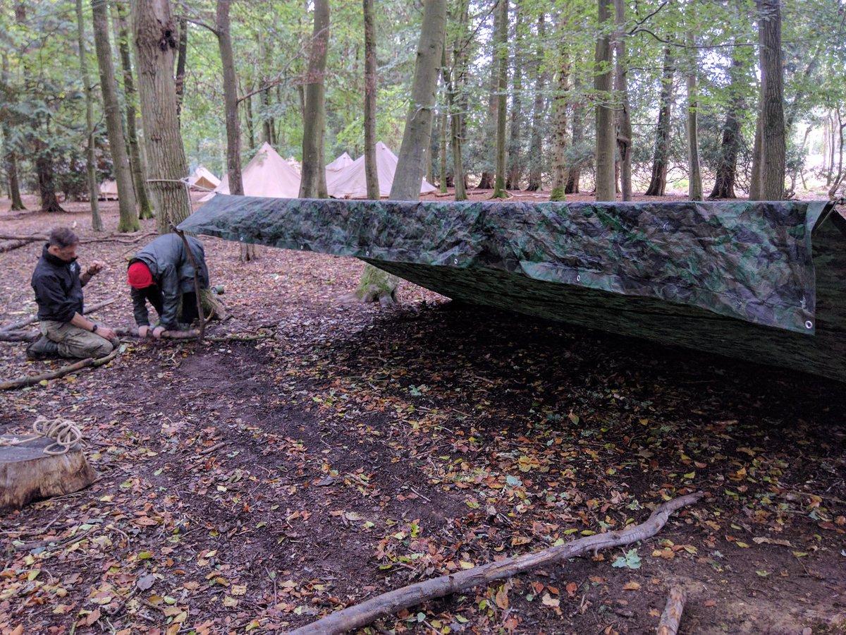test Twitter Media - Shelter building on Bushcraft...... https://t.co/DbAHyVixaT