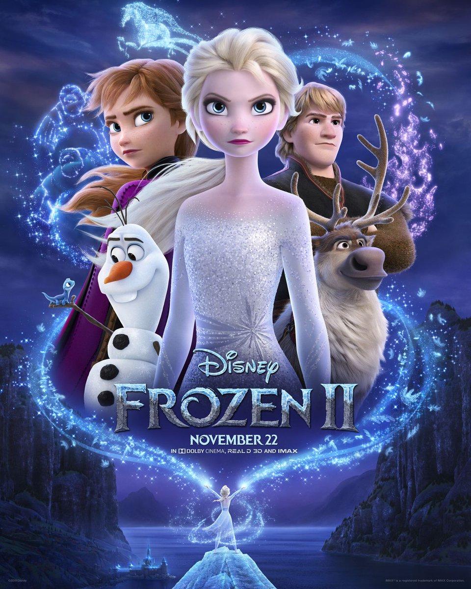 test Twitter Media - Venture into the unknown. Check out the new poster from Disney's Frozen 2, and see the film in #DBOX November 22. // Découvrez la nouvelle affiche de Disney pour la #ReineDesNeiges2, et voyez le film en D-BOX le 22 novembre prochain. https://t.co/aYAQI0Al7J