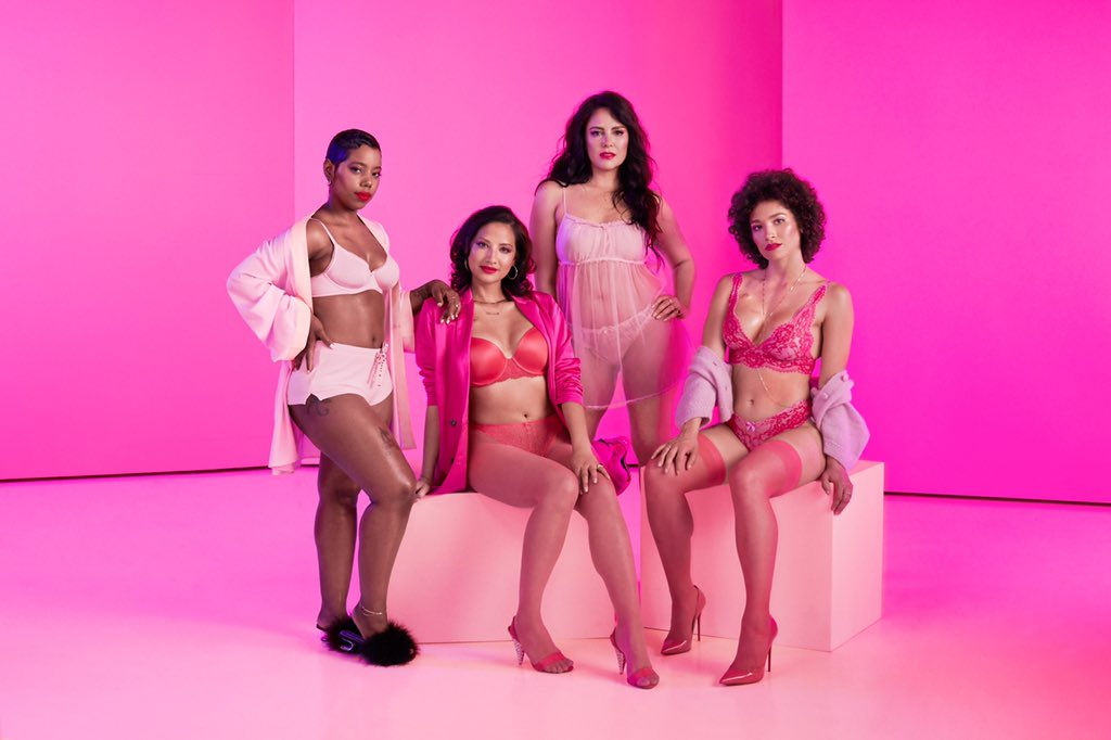This October, @savagexfenty and I are highlighting 4 of the strongest, most badass and inspiring women we like to call our #SAVAGEXTHRIVERS in support of breast cancer awareness month! https://t.co/nLuPHhjkr2