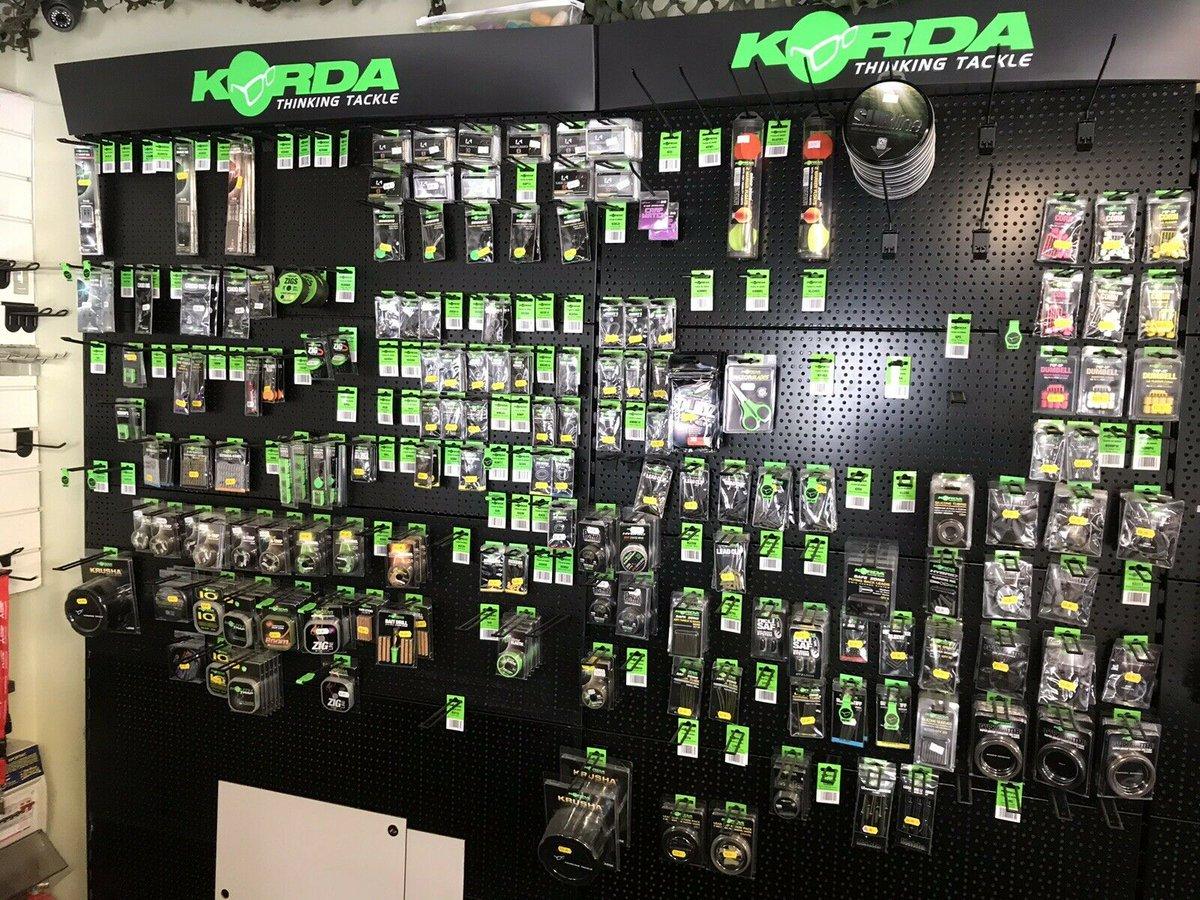 Ad - Korda Terminal Tackle Job Lot On eBay here -->> https://t.co/5JCICJHDeT  #carpfishing #ko