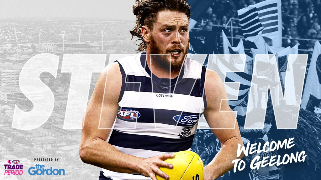 Jack in Geelong 🔵⚪️  Steven is coming to the Cattery in 2020.  READ 📘: