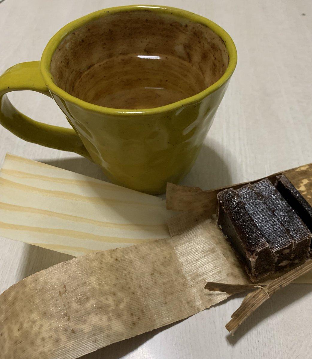 test ツイッターメディア - イライラするからお茶と小城羊羹!!! https://t.co/4Up4Jx4y2Z