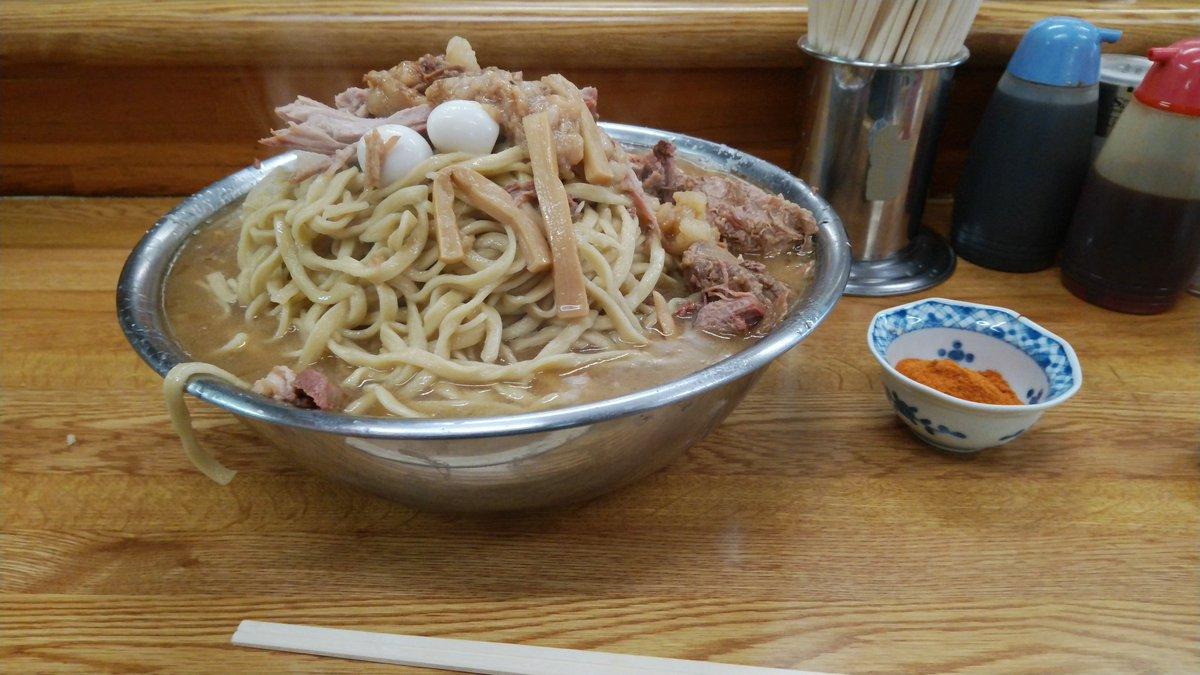 ラーメン二郎三田本店 社長 大豚ラーメン麺 カワサキ 訓練に関連した画像-07