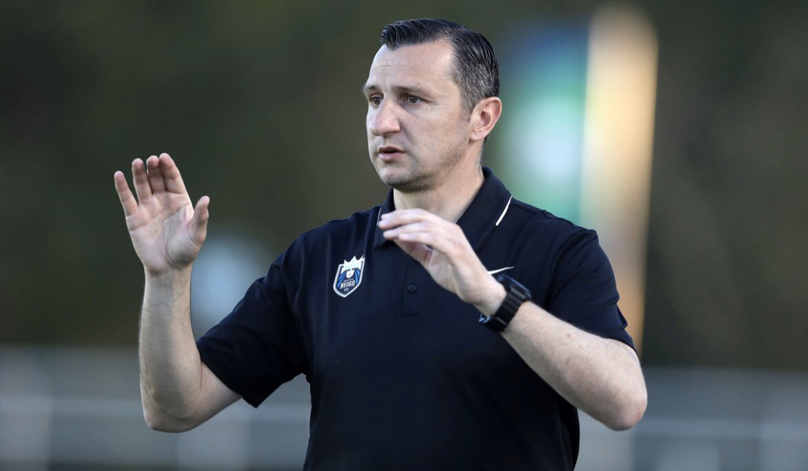 test Twitter Media - BBC Sport understands that Vlatko Andonovski is set to become the new @USWNT Head Coach.   The 43-year-old is the current Head Coach at NWSL side @ReignFC in Seattle. https://t.co/p8cQTd03i0