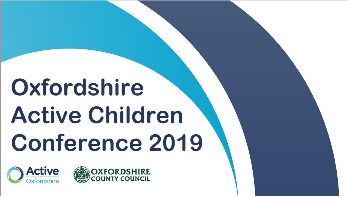 Teachers and early years practitioners, half term is fast approaching but before you rush off, check out and book onto the Active Children Conference!  Details can be found here 👇 https://t.co/QrSk7fd7qT