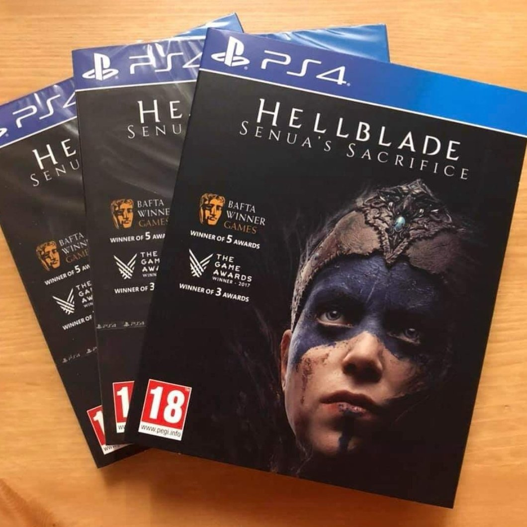 test Twitter Media - This time last year, we'd just announced #Hellblade was coming to PS4 retail. To be given the opportunity to work on such a special title, meant the absolute world... #505Games ❤️🎮 https://t.co/CBPJzx3w69