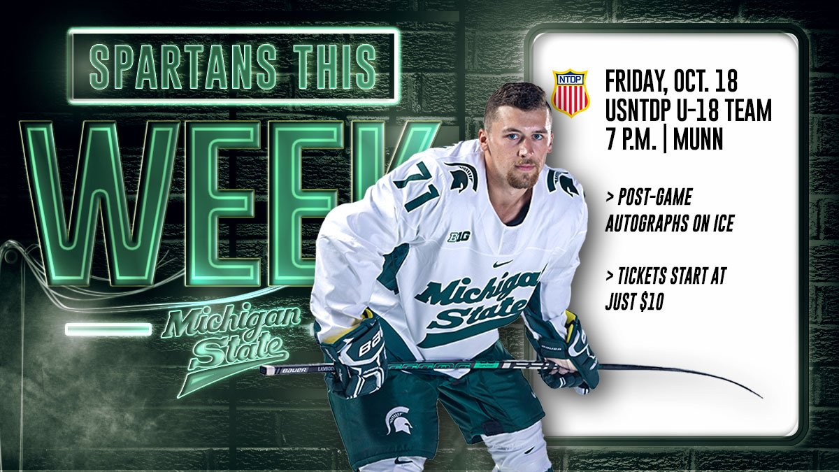 test Twitter Media - Come see us take on the USNTDP U-18 team in an exhibition on Friday at Munn! 🎟   https://t.co/mUfPpcLhRj https://t.co/MxtAMqcbJG