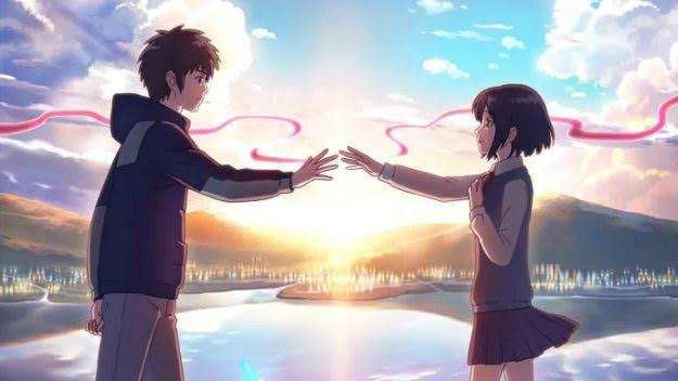 """test Twitter Media - """"There's no way we could meet. But one thing is certain. If we see each other, we'll know. That you were the one who was inside me and I was the one who was inside you."""" #Mitsuha #KimiNoNawa #yourname #quote https://t.co/vpraSUHmiE"""