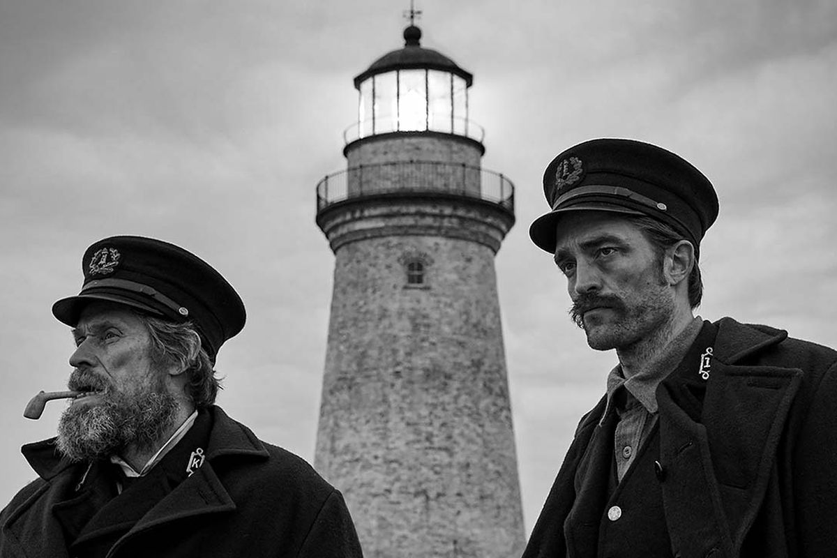 test Twitter Media - The Lighthouse, our v anticipated #Saturday Spotlight, will be playing at The Music Hall at 9:10pm. This story starring #RobertPattinson & #WillemDafoe chronicles 2 isolated #lighthouse keepers who lose their minds when theyre their nightmares appear. Info https://t.co/WhYj9buEq9 https://t.co/KM8Q6PBOHg