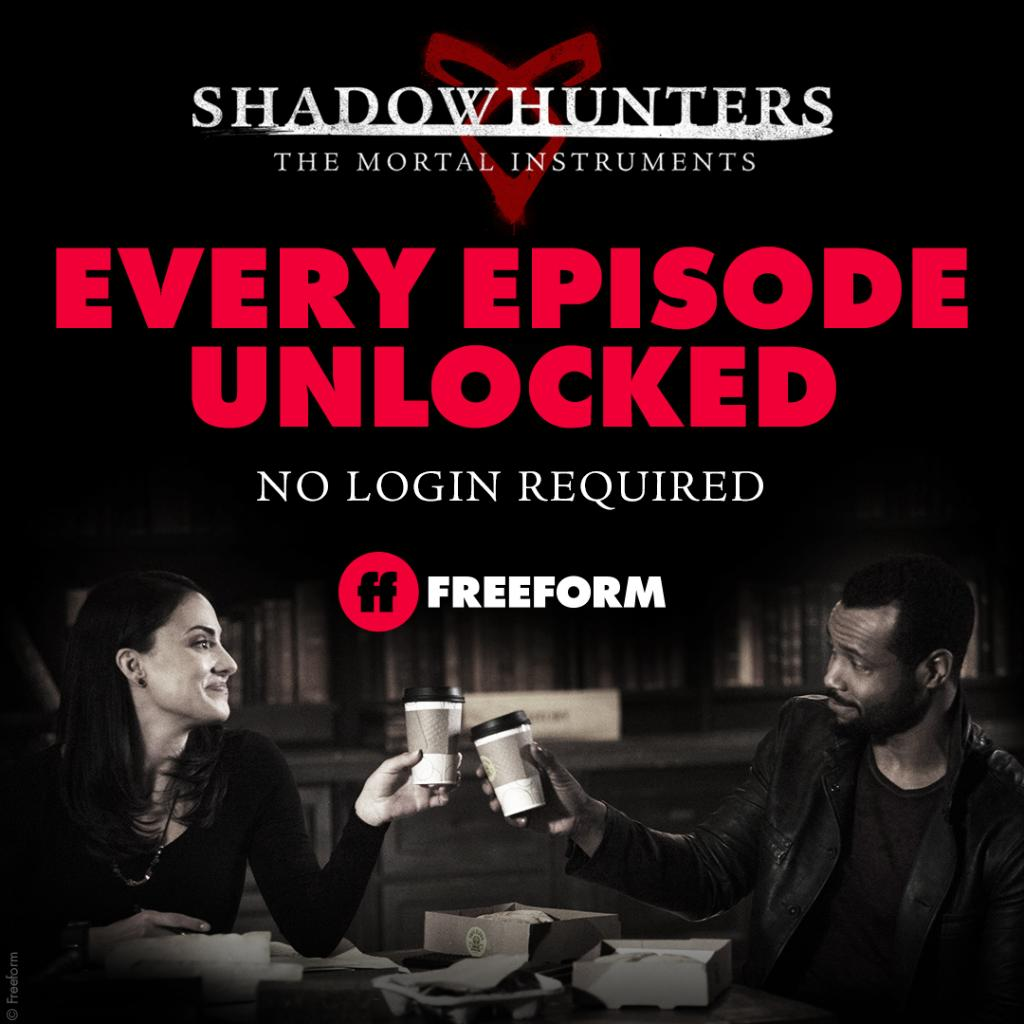 test Twitter Media - Grab a coffee and stream all 55 episodes of #Shadowhunters now on https://t.co/0T635reFgj. No login required. https://t.co/NXxkWJV8k3