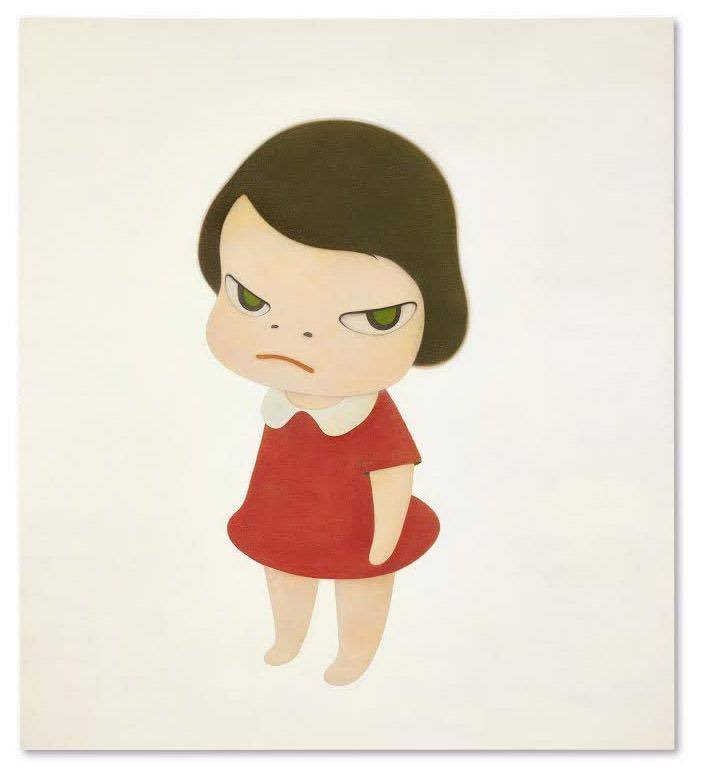"test ツイッターメディア - 海外にて、日本の現代美術家、「奈良美智」さんの作品 ""ナイフ・ビハインド・バック"" が、競売会社サザビーズのオークションで2490万ドル(約26億9800万円)で落札されたというニュースが話題に  ""ナイフ・ビハインド・バック"" / 2490万ドル(約26億9800万円) https://t.co/CEtHBfQBIr"