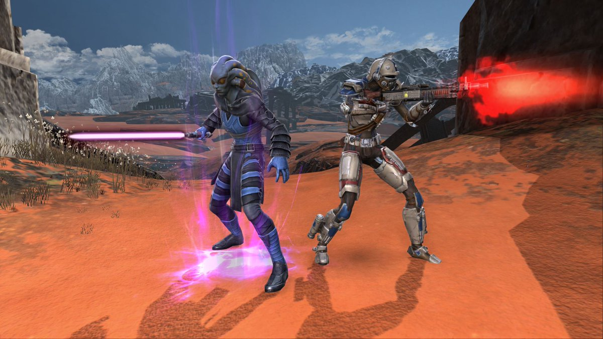 """test Twitter Media - Eight days until players will be able to experience the """"Spoils of War"""". With all-new Tactical items, new Set Bonuses, and more, you can pick the gear that enhances your personal #SWTOR playstyle. https://t.co/ownJaecjXa"""