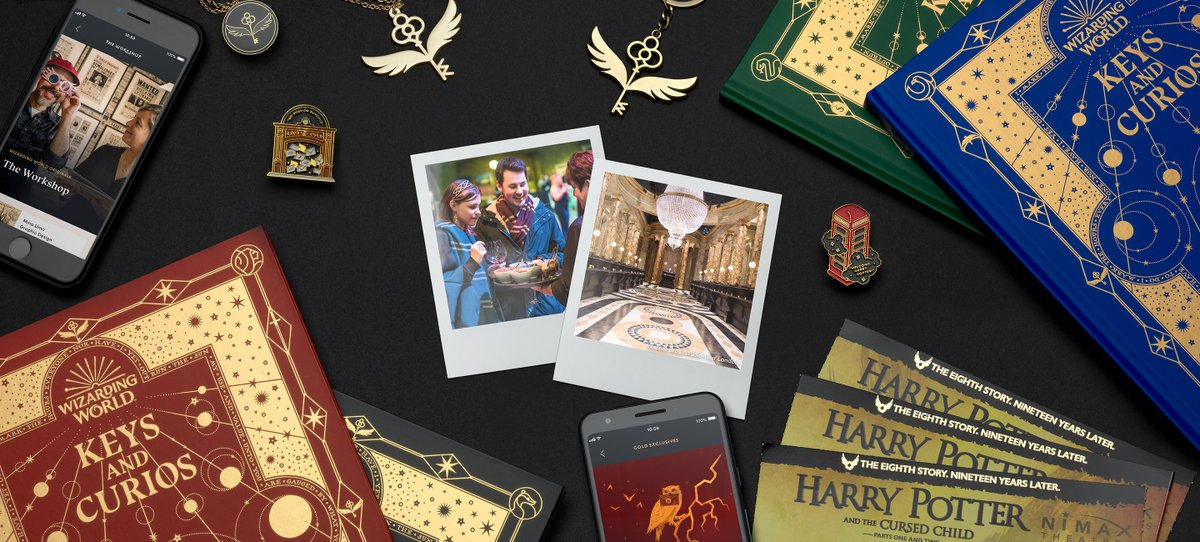 Introducing Wizarding World Gold...