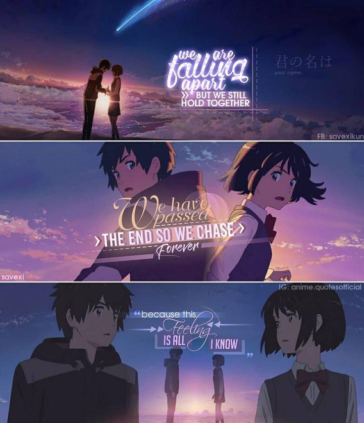 test Twitter Media - Well just reposting my old edits 💗🤦♂️. Hope y'all don't mind :3.  https://t.co/zZeDennMjX  #kiminonawa #YourName #MakotoShinkai #taki #mitsuha #anime #anitwt #animequotes #animepost https://t.co/Oudn8Lx2X5