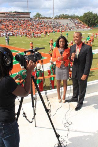 test Twitter Media - Wow! This popped up in my Facebook memories. My senior year at @FAMU_1887 I was selected to anchor our homecoming special FAMU TV20. 🐍 From FAMU to the number 1 station in Atlanta... @wsbtv Now don't be fooled... there was a lot of hard work and prayer in between the two. https://t.co/5IdXkLuU5o