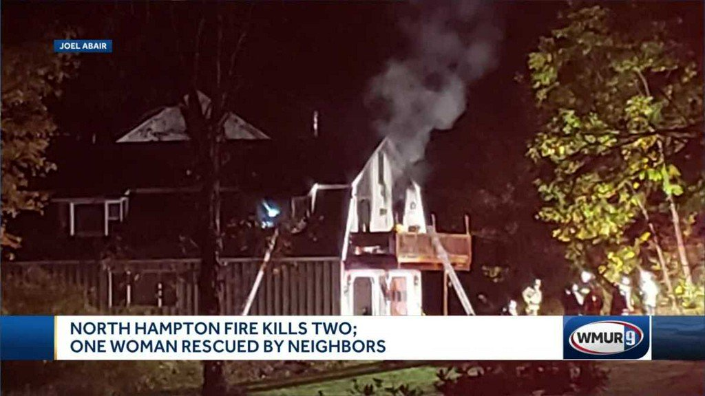 test Twitter Media - Man, toddler die of smoke inhalation in N. Hampton fire, officials say https://t.co/VvpVbsvCI5 https://t.co/eaNjhyLpjh