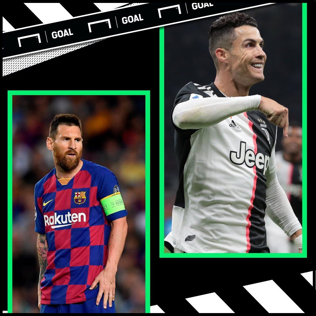 test Twitter Media - Lionel Messi currently has 672 goals... 😮  How long until he joins Ronaldo with No. 700? 🤔 https://t.co/merKdGsyWL