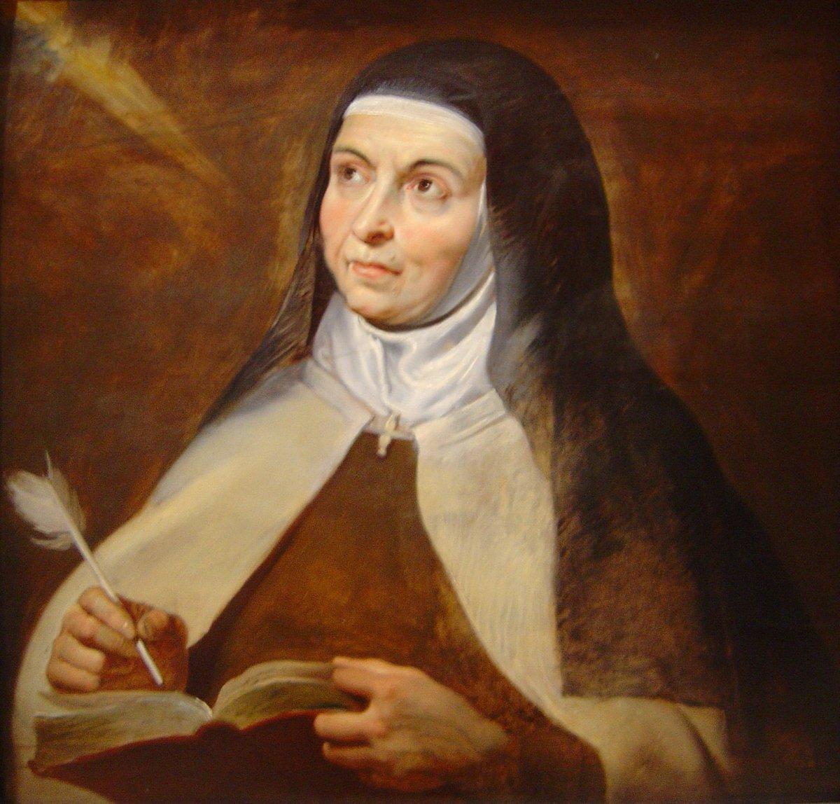 test Twitter Media - ¿Cuáles fueron las lecturas de Santa Teresa? ¿Cuál fue el taller en el que se formó como escritora? https://t.co/Nqv0InqnJW https://t.co/uCxy8bueuO