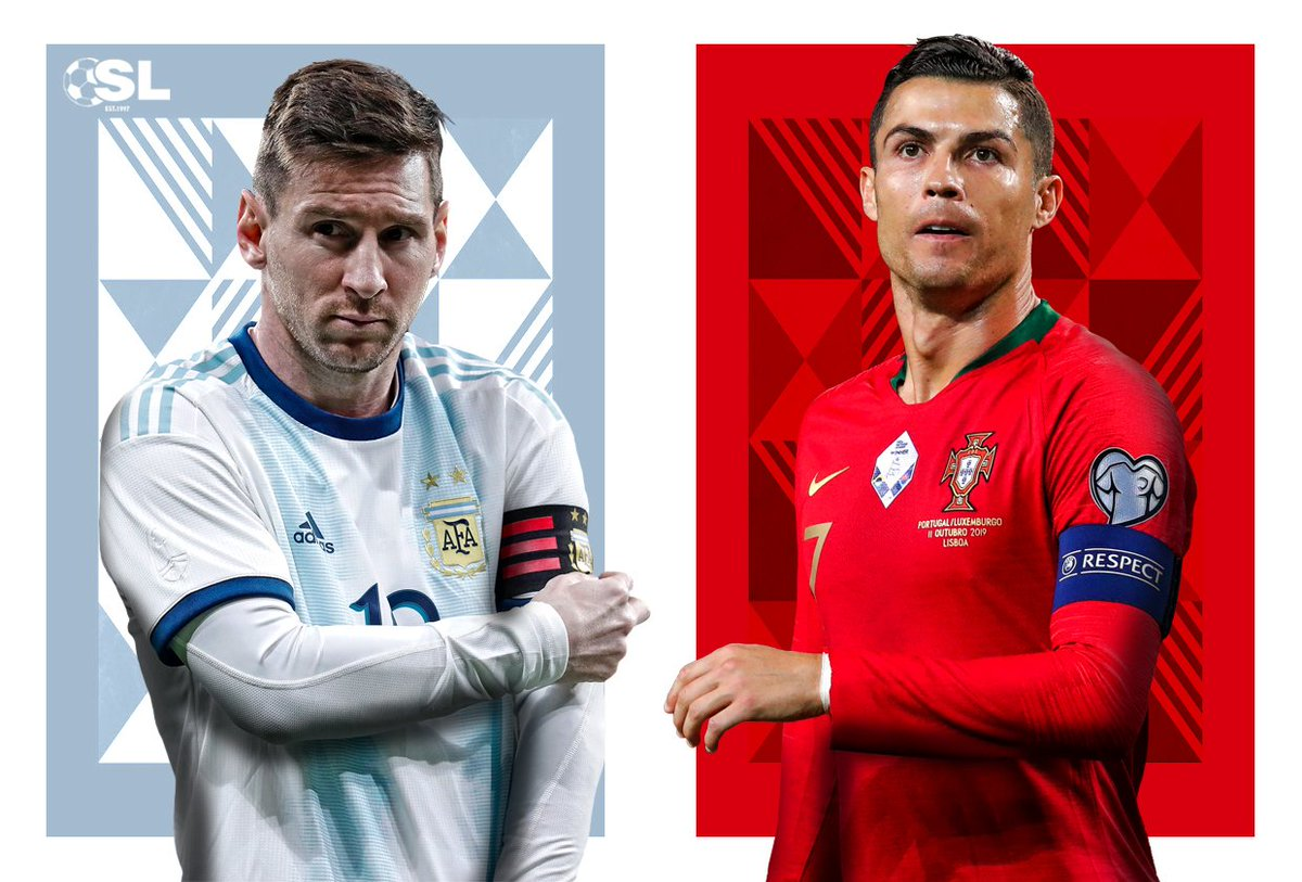 test Twitter Media - Who would you pick for your national team?   RT - Lionel Messi 🇦🇷 LIKE - Cristiano Ronaldo 🇵🇹  To read how CR7 made history on Monday evening, click here: https://t.co/cnJHoVELlH   #SLInt #ChooseDay https://t.co/yCdrlLXu8G