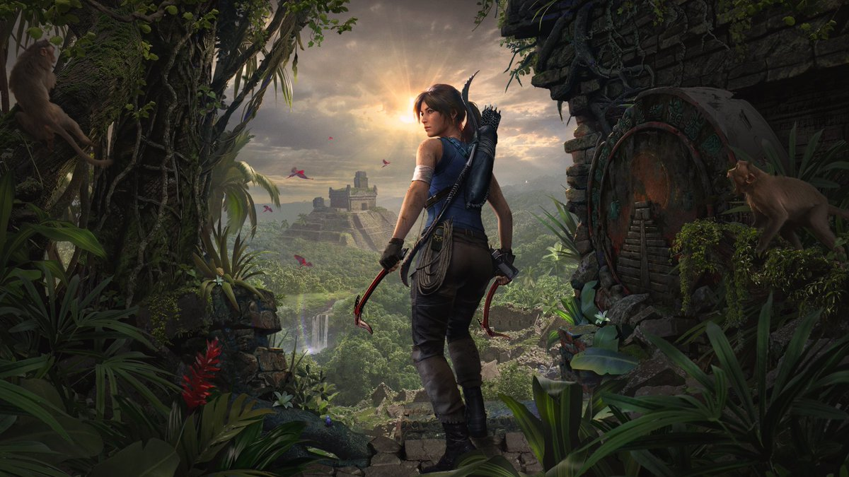 Happy 24th Anniversary Lara Croft and Tomb Raider. Add Shadow of the Tomb Raider: Definitive Edition on #Xbox One, #PlayStation4, #Steam, and #Stadia to your collection. #gamingnews #indiedev #gamedev #indiegamedev #pcgaming #Xbox