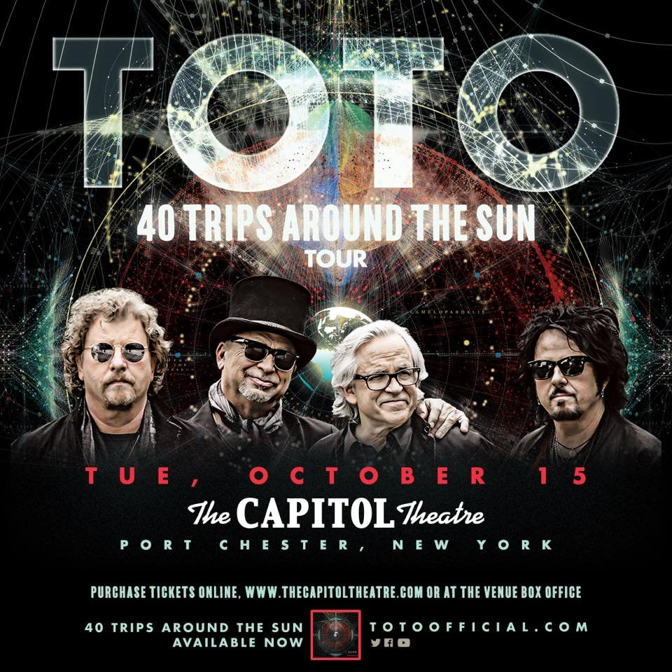 "test Twitter Media - #TONIGHT! 🌎 @toto99com brings their 40 Trips Around The Sun Tour with hits like ""Africa"", ""Rosanna"", and more! :: Doors 6:30PM // Show 8:00PM :: 18+ :: https://t.co/0kP0GmGv8n https://t.co/OY2N1A859r"