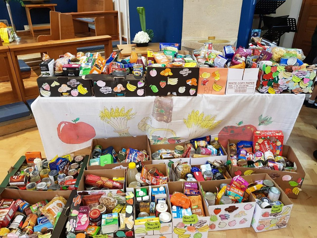 test Twitter Media - What a fantastic donation for the Yardley Wood satellite of @sparkhillfoodbank for our Harvest celebration. Thank you to our generous families for their donations, and to Immanuel Church for letting us use their lovely building for our celebration. https://t.co/C8Rbs3emmV