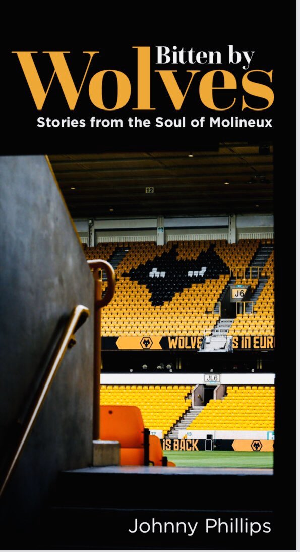 🎁 COMPETITION  📖 Win a copy of @SkyJohnnyP excellent new book 'Bitten By Wolves'  👀 Simply:   🔄 RT this tweet  🚶♂️ Follow    Comp closes 16/10 7pm  #wolves #wwfc https://t.co/Q5C276jWfV
