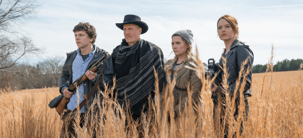 test Twitter Media - #ZombielandDoubleTap director @RubenFleischer talks to the beat about reuniting the old gang including #EmmaStone and #WoodyHarrelson for the sequel. https://t.co/dAnU2YwWEo https://t.co/msuQugT5Ou
