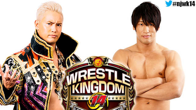 test Twitter Media - Kazuchika Okada vs. Kota Ibushi for the IWGP Heavyweight Championship is official for the first night of Wrestle Kingdom 14 at the Tokyo Dome. Also, Jushin Liger is set for an epic eight-man tag team match. @njpwglobal  #NJPW #KazuchikaOkada #KotaIbushi https://t.co/E2Za2dN78v https://t.co/PSDCg9YqXV