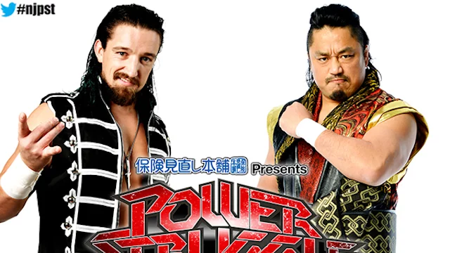 test Twitter Media - .@510njpw  gets his Intercontinental title shot against champ @JayWhiteNZ  at @njpwglobal   Power Struggle in November. Also, KENTA faces Tomohiro Ishii in a rematch for the NEVER Openweight title. #NJPW #HirookiGoto #JayWhite https://t.co/XrbvDh4kLB https://t.co/X8c3TQH55K