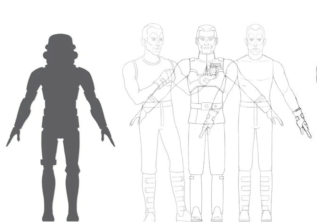 test Twitter Media - Ok, I have it here. I used the reference model sheets and used the stormtrooper to make sure the sizes were right. Thrawn IS taller than Kallus by perhaps an inch. #starwars #starwarsrebels https://t.co/u3Hdml7Gmd https://t.co/ENPDjGCTW4