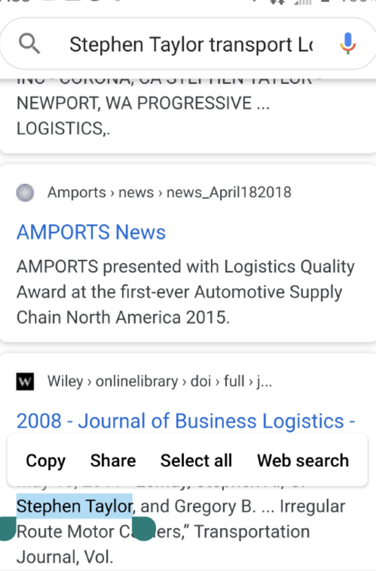 "Luke Rosiak's ""Congressional"" whistleblower named Stephen Taylor May actually works at AMPORTS in Baltimore, the site of disembarkation for OSS and CIA covert ops in Baltimore Harbor. https://t.co/Sr7GVUyzrY"