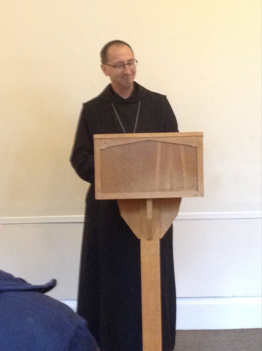 test Twitter Media - We've had a great Clergy retreat this week led by Abbot Xavier from Quarr. He's taken us through the Acts of the Apostles, helping us to reflect upon the nature, mission and challenges for the Church both then and now. https://t.co/l5ZOKZ0yrr
