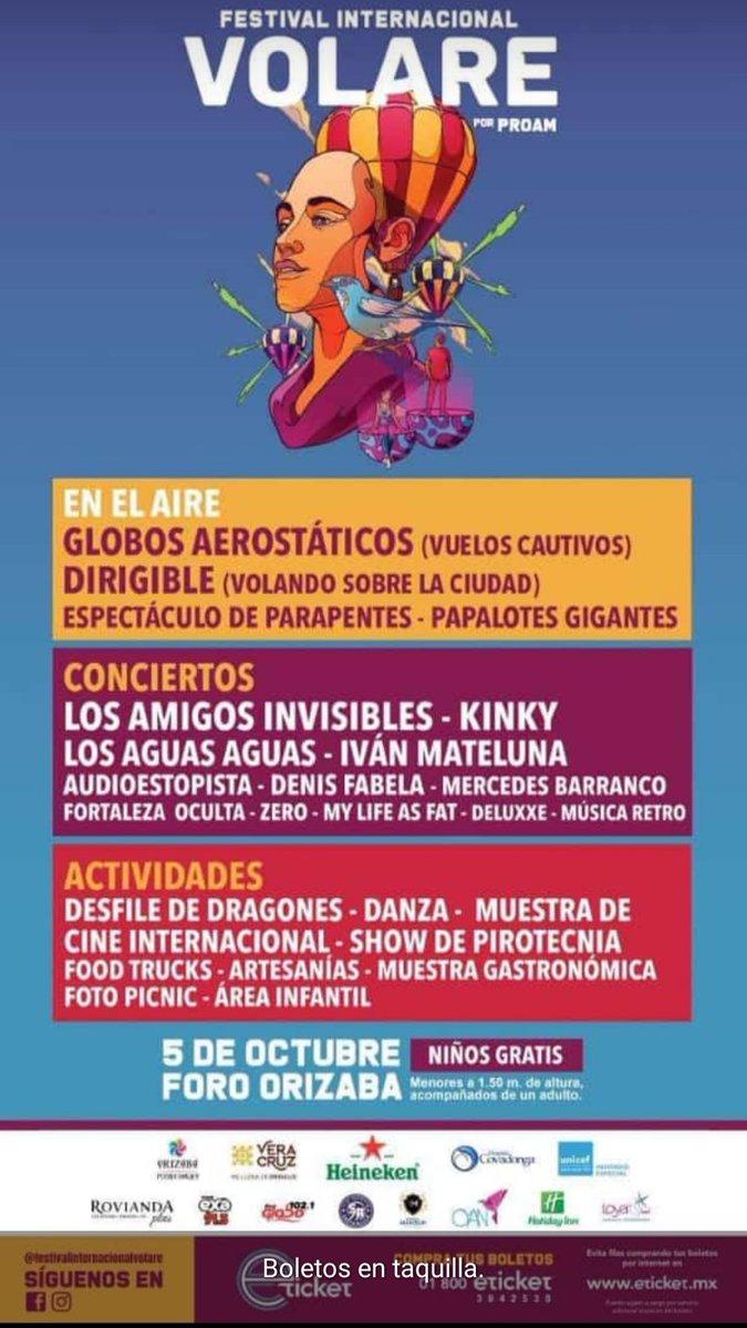 Este 5 de octubre,  acude al Foro Orizaba y adquiere tus boletos en taquilla. #GreenHealth presente en el Festival Internacional Volare.   ¡Visítanos!  #CBDoil #CBDstore #CBDlife