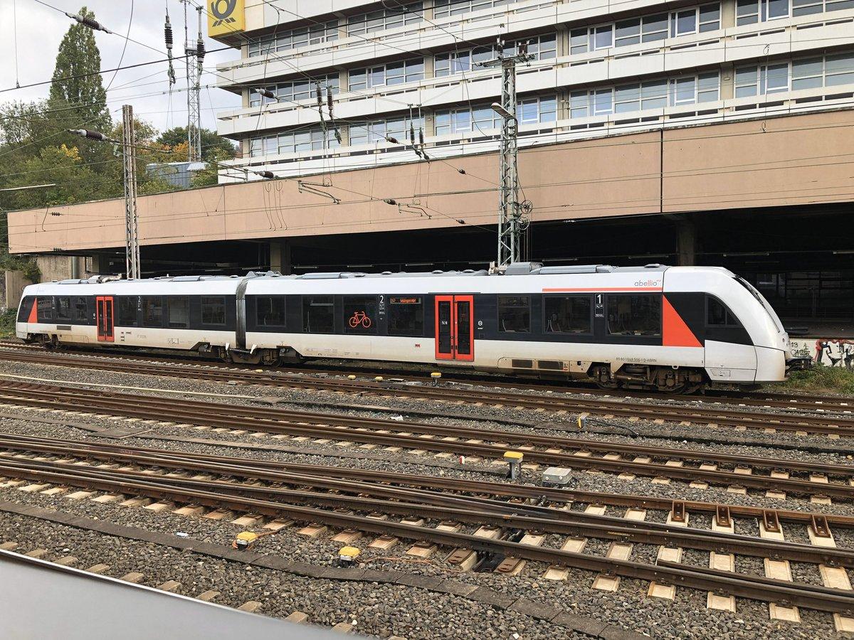 Der VRR muss seine Fahrgäste schon sehr hassen wenn das eine S-Bahn sein soll.