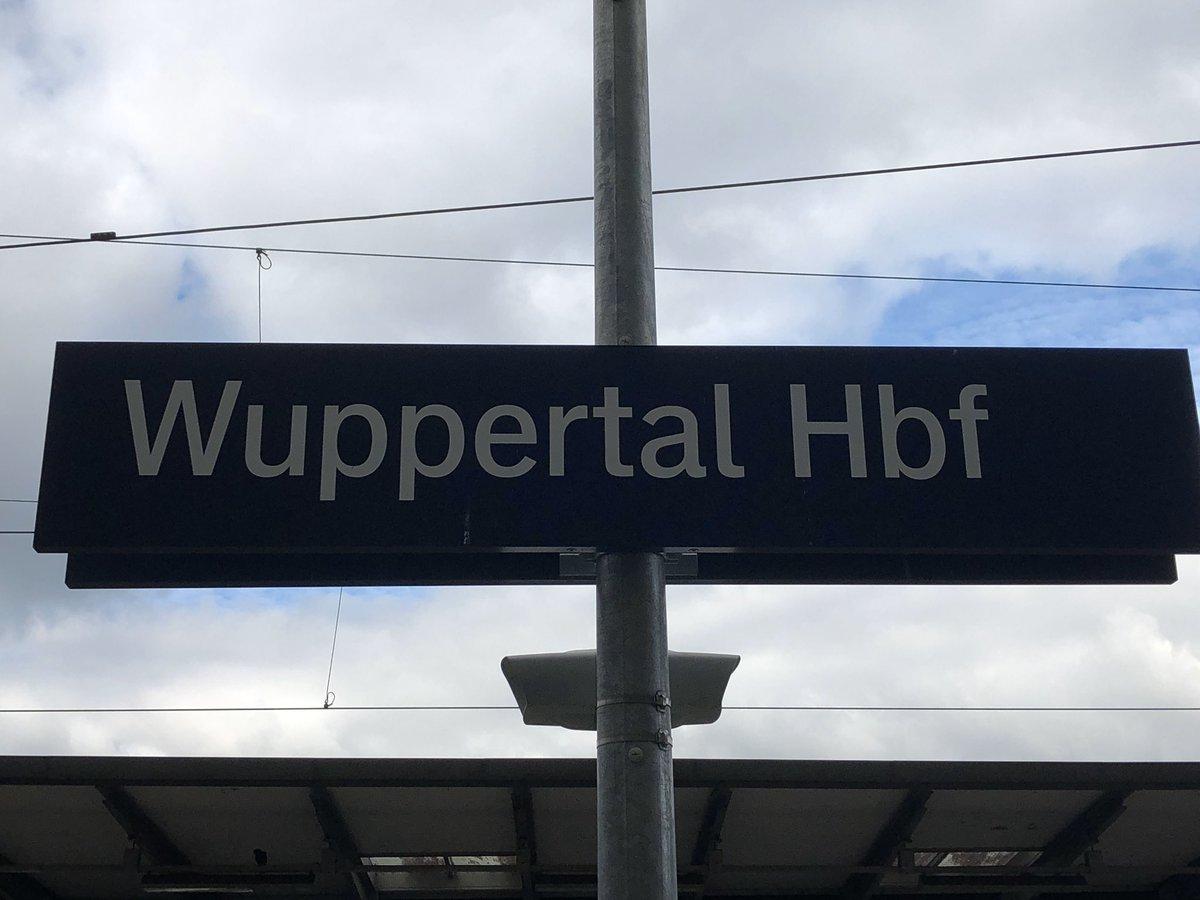 Tschüss Wuppertal ???????? #WikiCon19