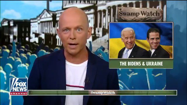 "WATCH: @SteveHiltonx's new #SwampWatch: ""The Bidens & Ukraine""  #NextRevFNC https://t.co/kaAbITULi3"