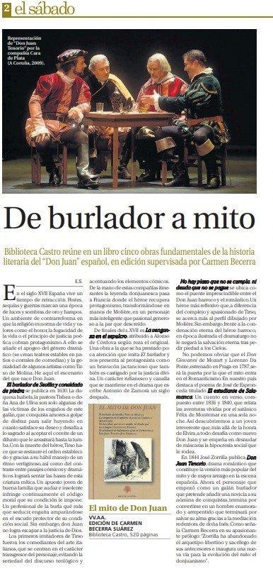 "test Twitter Media - ""De burlador a mito"", felices de encontrar nuestro #donjuan en @Farodevigo https://t.co/psDU8ECI6E"