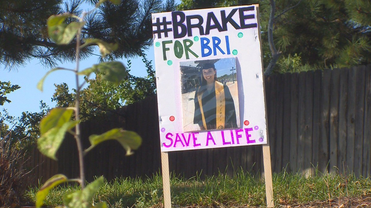 test Twitter Media - Brake for Bri: Online petition started to make intersection safer where young mom killed https://t.co/lqpIuCxGKI https://t.co/DmjpWhX7br