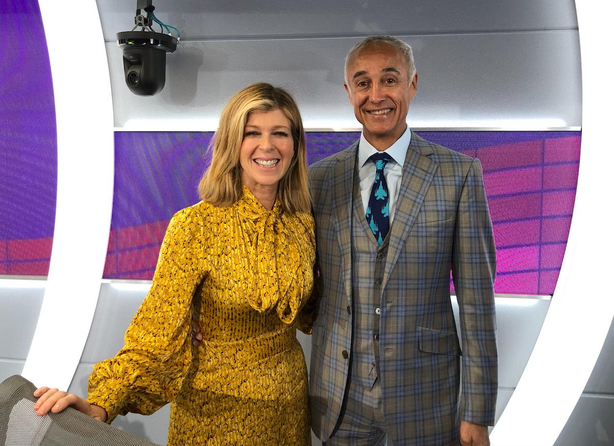 test Twitter Media - Look who @kategarraway just caught up with! Wham legend @ajridgeley dropped by Smooth to chat about his new book George and Me and his friendship with #GeorgeMichael. Keep an eye out for the full interview at https://t.co/CvSRmxlk2l very soon! https://t.co/VblYrnRx4u