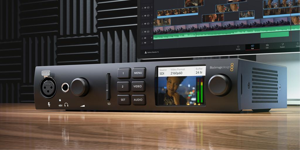 RT @Blackmagic_News: New Desktop Video 11.4.1 Update! Get HDR support when using Avid Media Composer with UltraStudio 4K Mini or 4K Extreme…