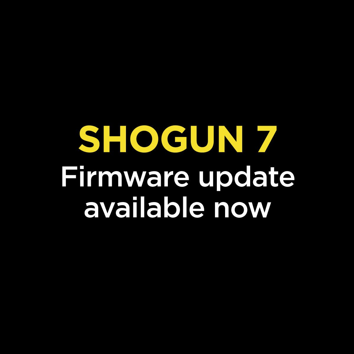 RT @AtomosGlobal: Released today! AtomOS 10.3 for Shogun 7 brings 3000nit peak brightness and Dolby Vision live HDR output. Download now ht…
