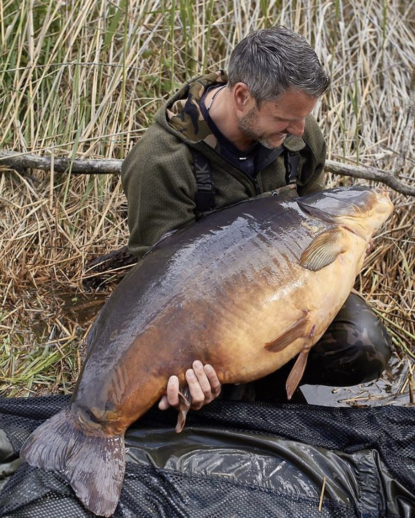 Big <b>Shout</b> to Steffen Hambsch 💪🏻🎣 now that's one hell of a fish!! @TheCARPbible   #